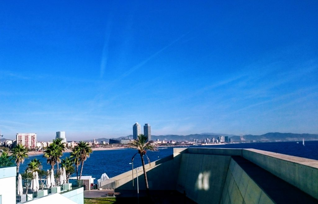 vue Barceloneta