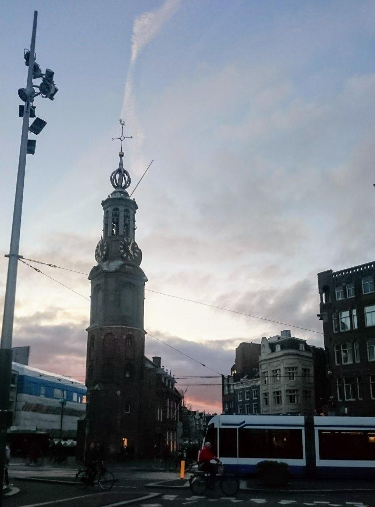 Amsterdam Munttoren