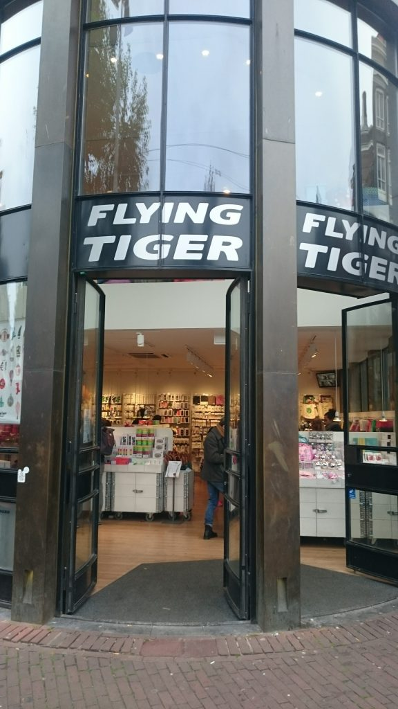 Boutique Flying Tiger