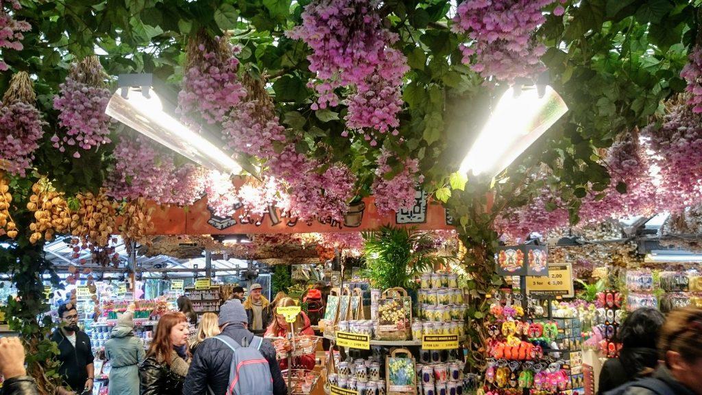 Marché aux fleurs Amstderdam