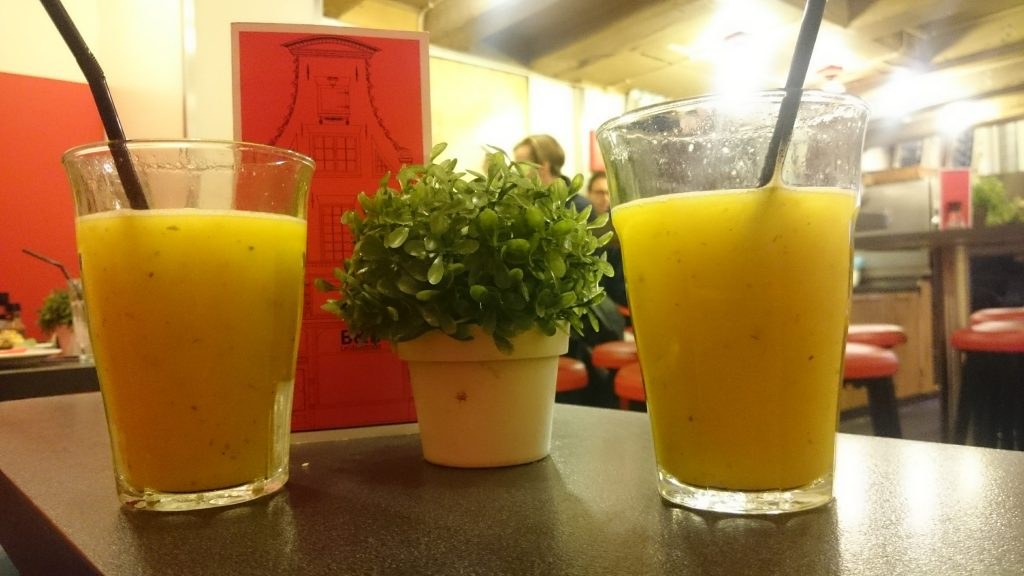 smoothies made in amsterdam