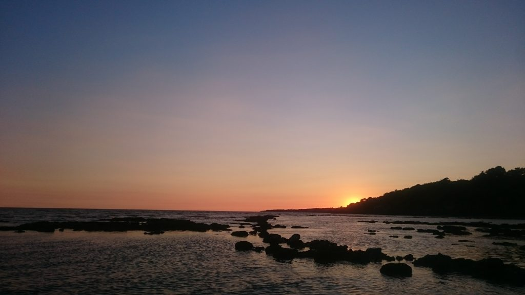 coucher soleil boutinardiere
