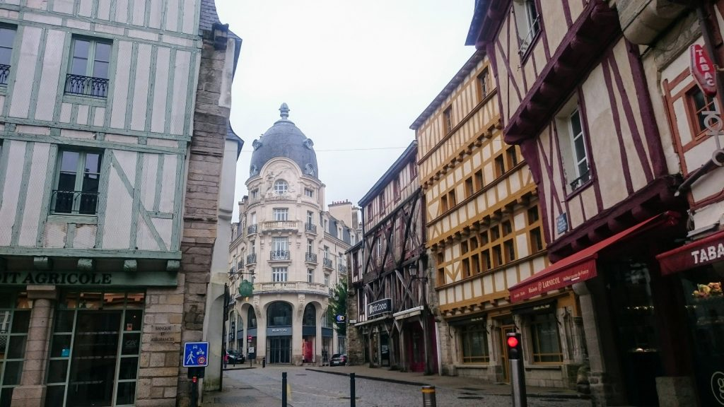 vieille ville vannes