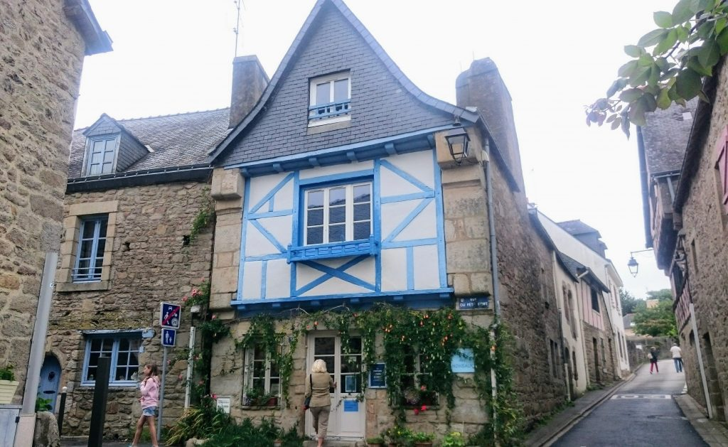 maison typique saint goustan