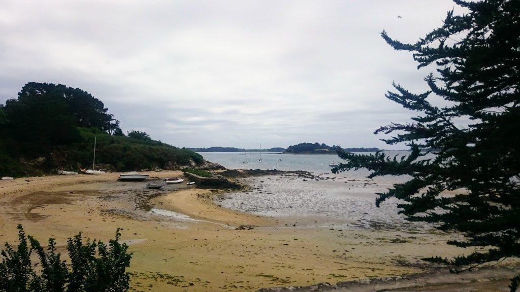 plage ile aux moines
