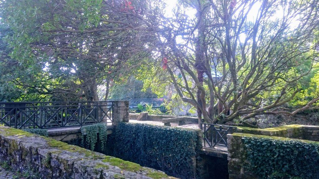 promenade xavier grall pont aven