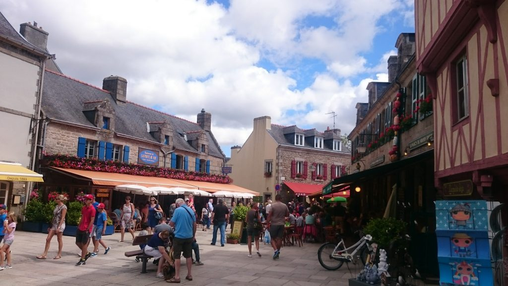ville close concarneau