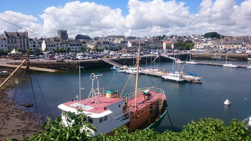 ville close concarneau finistere