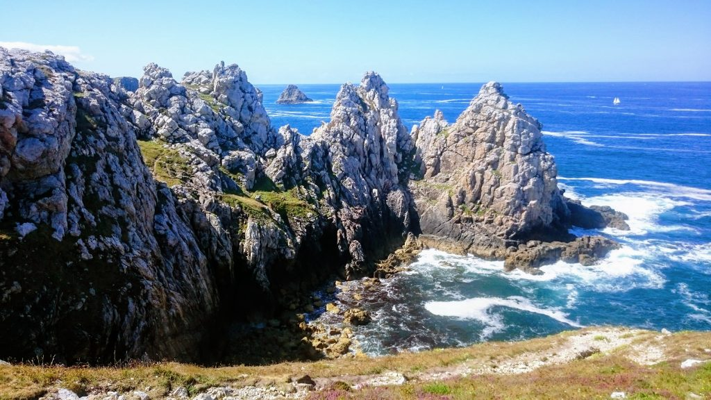 pointe pen hir crozon