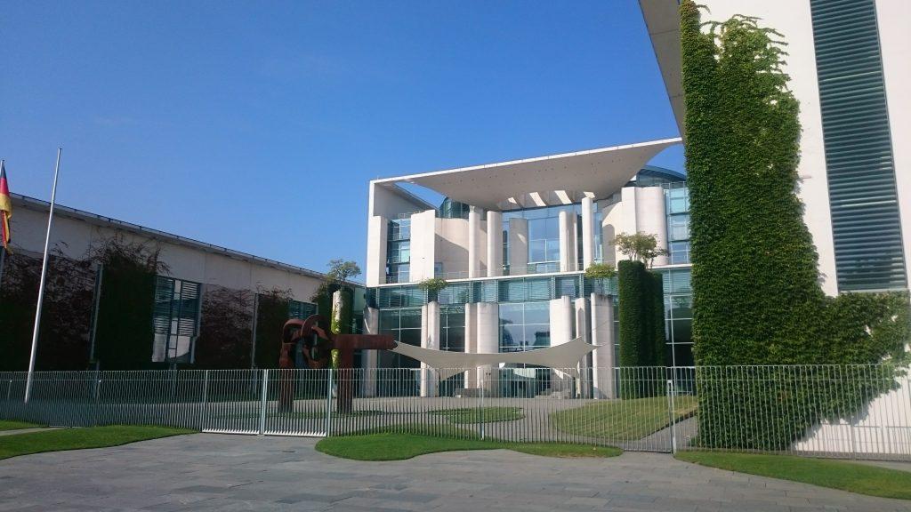 chancellerie fédérale berlin