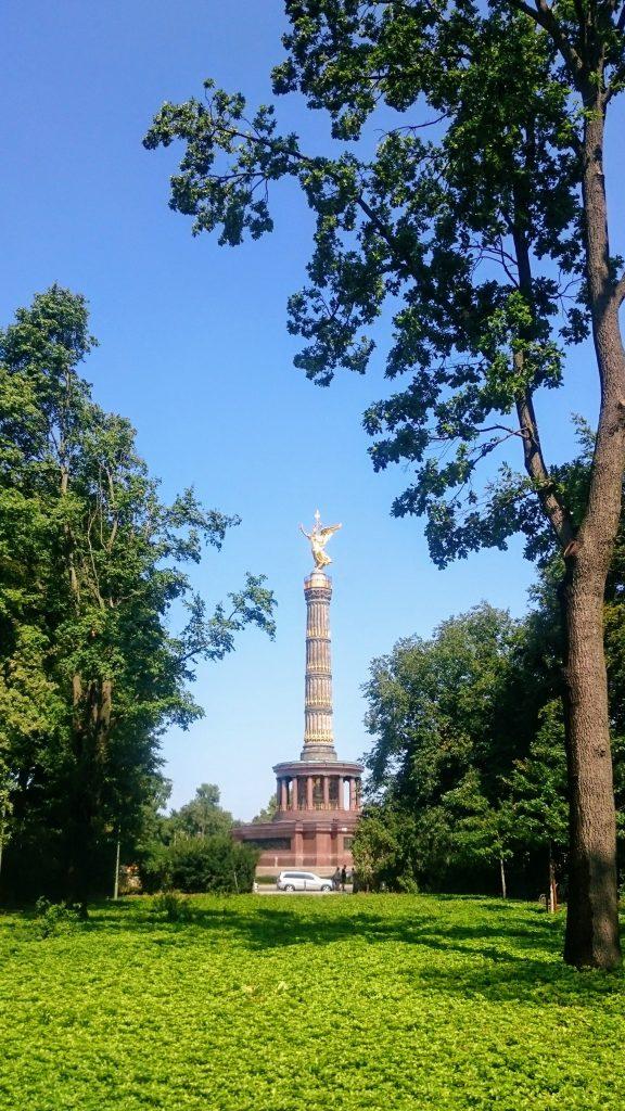 La Siegessäule berlin