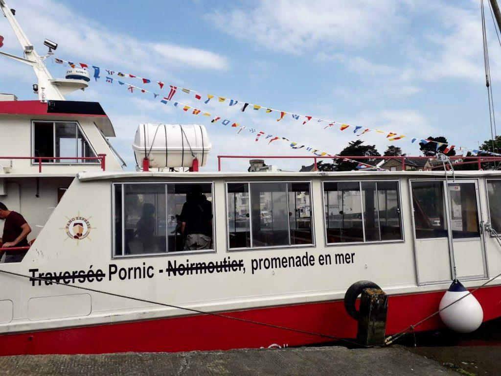 evasion III bateau pornic