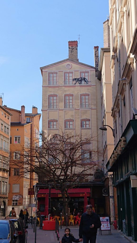 mur peint Lyon
