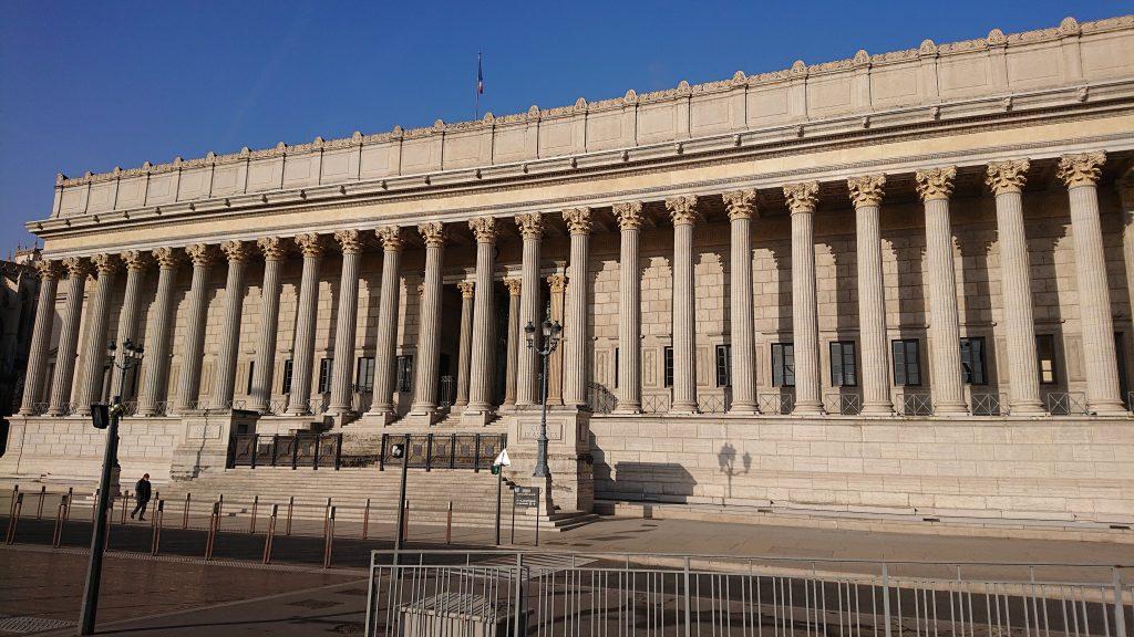 Palais de justice historique