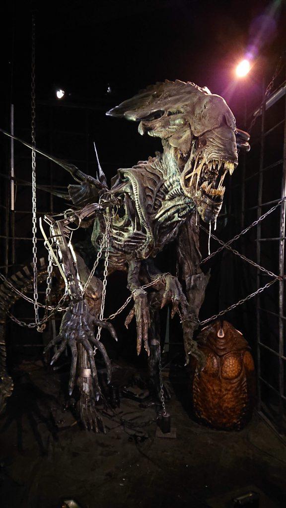 Alien monstre