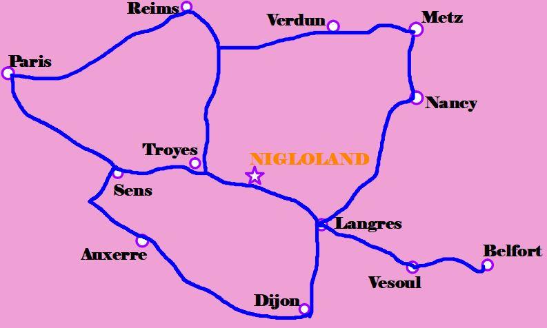 carte nigloland
