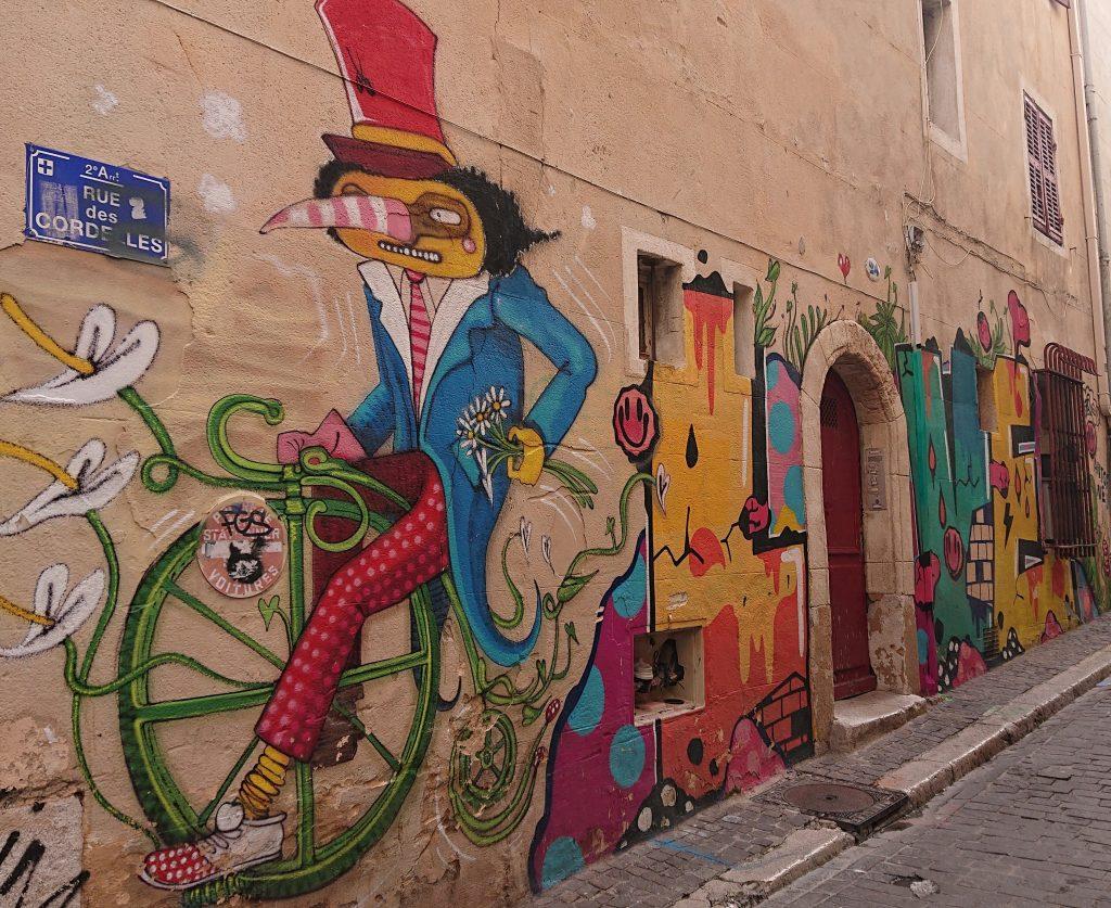 marseille streetart nhobi