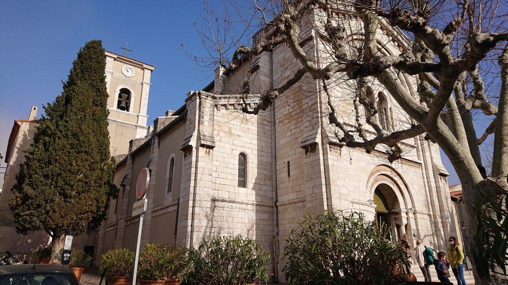 église cassis